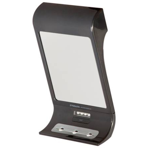 Zadro Lighted Z Fogless Unbreakable Mirror At Healthykin Com