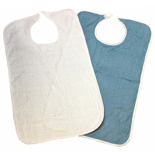 Beck S Classic Reusable Washable Terry Cloth Adult Bib At