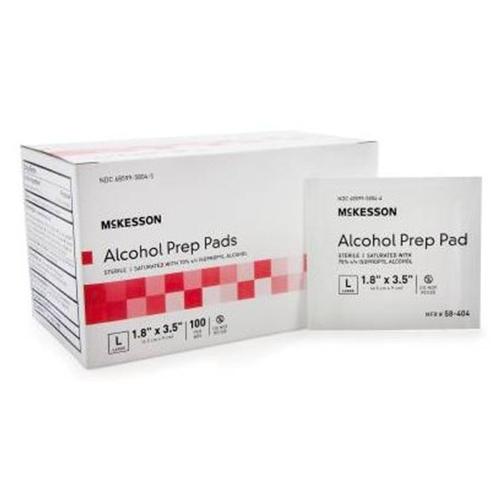 Mckesson alcohol prep pads at healthykin com