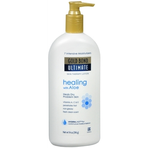 Gold bond ultimate healing lotion with aloe at - Geldt bold ...