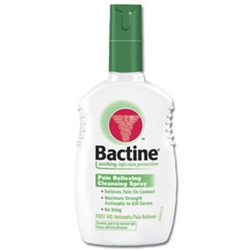 What is Bactine?