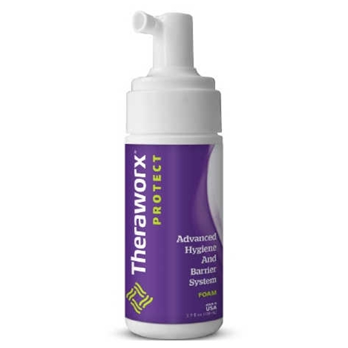 Theraworx Protect Foam Application