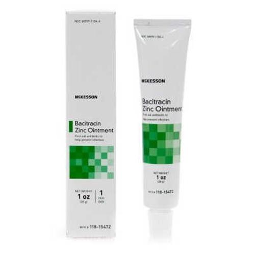 Mckesson Bacitracin Zinc Ointment At Healthykin Com