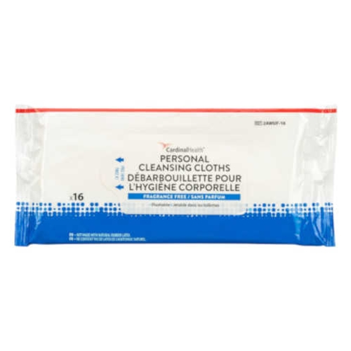 Cardinal Health Personal Cleansing Cloths