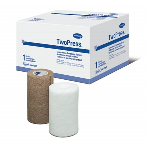 TwoPress Bandaging System