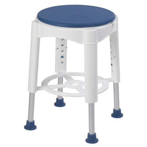 Drive Medical Shower Stool with Rotating Seat