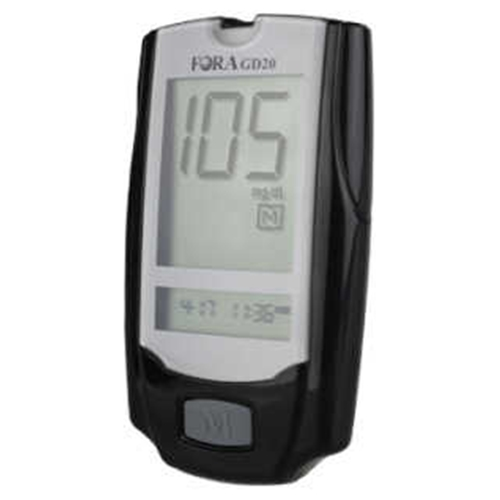 Fora GD20 Blood Glucose Monitoring System