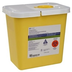 SharpSafety Chemotherapy Disposal Container