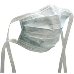 3M Tie On Surgical Mask