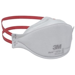 3M 1870+ Aura Health Care Particulate and Surgical Mask