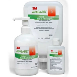 3M Avagard D Instant Hand Sanitizer Antiseptic