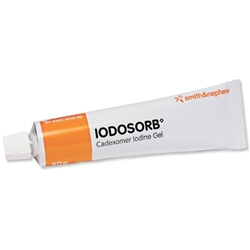 Smith and Nephew Iodosorb Cadexomer Iodine Gel