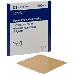 Kendall Alginate Hydrocolloid Dressing
