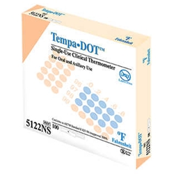 3M Tempa Dot Single Use Clinical Thermometer