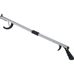 McKesson Aluminum Folding Reacher with Magnetic Tip