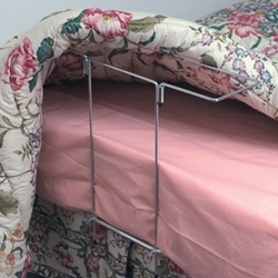 Adjustable Bed Blanket Support