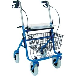 Traditional Steel Rollator