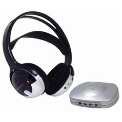TV Listener J3 Rechargeable Wireless Infrared Headphones