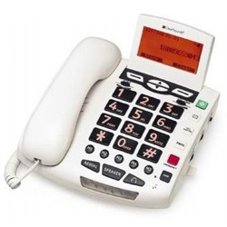ClearSounds CSC600 Amplified Big Button Phone with Caller ID