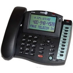 Fanstel ST250 2-line Amplified Business Speakerphone