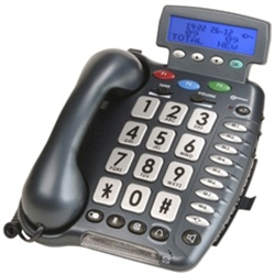 Geemarc CL400 Amplified Corded Phone with Caller ID