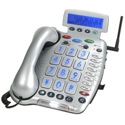 Geemarc CL600 Amplified Corded Phone with Emergency Connect