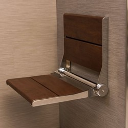 Invisia SerenaSeat Wall Mounted Shower Seat