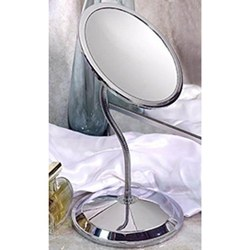 Zadro Double Vision Gooseneck Vanity & Suction Cup Mirror
