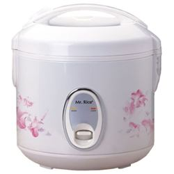 Sunpentown SC-0800P Mr. Rice 4 Cup Rice Cooker