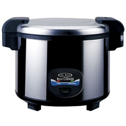 Sunpentown SC-5400S Mr. Rice 35 Cup Heavy Duty Rice Cooker