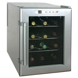 Sunpentown 12 Bottle ThermoElectric Wine Cooler