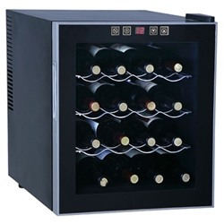 Sunpentown 16 Bottle ThermoElectric Wine Cooler