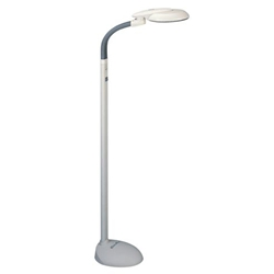 EasyEye Floor Lamp with Ionizer (4 Tube Bulb)