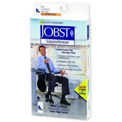 Jobst for Men Dress Socks (8-15mmHg)