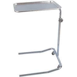 Drive Medical Single Post Mayo Instrument Stand