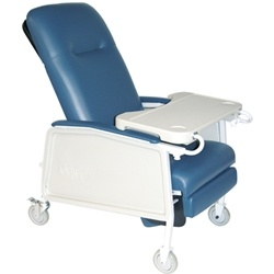 McKesson 3 Position Geri Chair Recliner