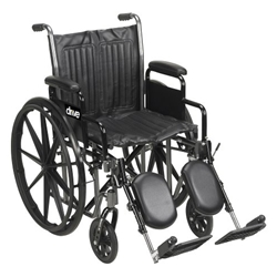 McKesson Standard Wheelchair