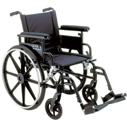 Drive Medical Viper Plus GT Lightweight Wheelchair