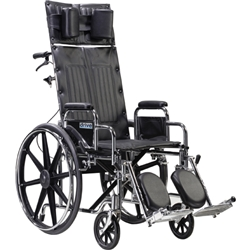 Drive Medical Sentra Reclining Wheelchair