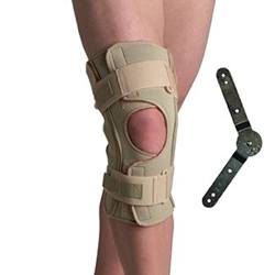 Thermoskin Hinged Knee Wrap (ROM) Range of Motion