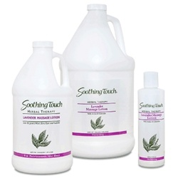 Soothing Touch Herbal Lavender Lotion