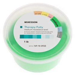 Cando TheraPutty Resistive Exercise Putty