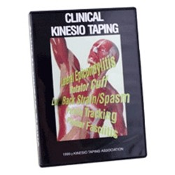 Clinical Kinesio Taping DVD