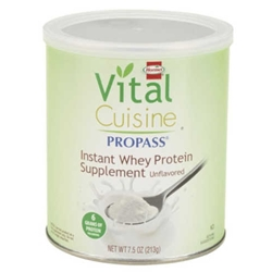 Vital Cuisine ProPass Instant Whey Protein Supplement