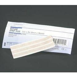 Suture Strip Plus Flexible Wound Closure Strips