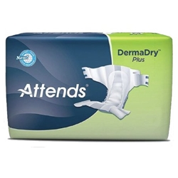 Attends DermaDry Plus Briefs