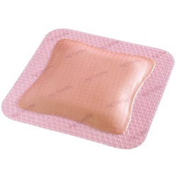 Allevyn AG Gentle Border Wound Dressing