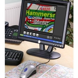 Bierley ColorMouse USB MD Electronic Magnifier