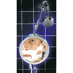 Zadro Z' Fogless Dual Sided Telescoping Shower Mirror