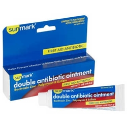 Sunmark Double Antibiotic Ointment